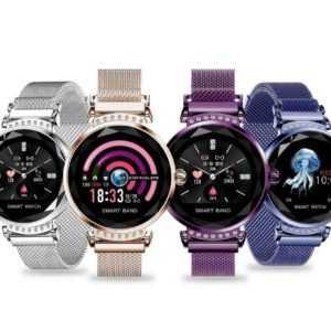 Smartwatch H2 IP67 Wasserdicht, IPS, Puls Uhr, Sport Fitness Smartband Tracker