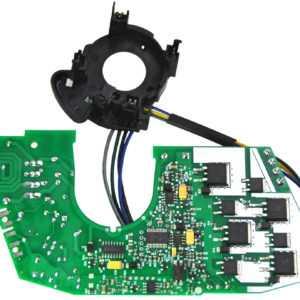 Einbau der Hauptplatine Platine Leiterplatte geeignet  Vorwerk Kobold VK 140 150