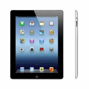 Apple iPad 2. Gen. 64GB Wi-Fi & Cellular A1396 schwarz, gebraucht