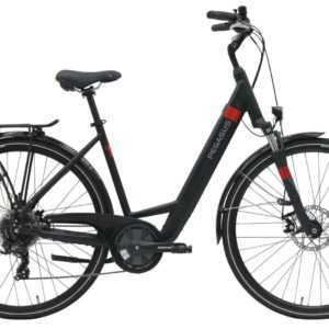Pegasus E-Bike Piazza EVO 7 375 Wh Damen schwarz 2019
