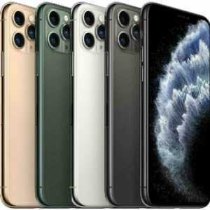 Apple iPhone 11 Pro Max - 64GB 256GB 512GB - Space Silber Gold Grün - Smartphone