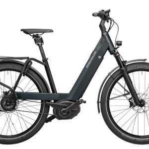 Riese & Müller E-Bike Nevo GT vario 500 Wh Damen grau 2020