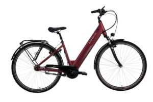 28 Zoll Saxonette Elektro Fahrrad E Bike Pedelec Shimano 7 Mittelmotor Rücktritt