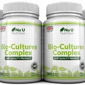 Probiotika 720 Kapseln 10 Milliarde Formend Cfus Hefe Entzündungen Undichte Darm