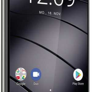 Gigaset GS290 grey 64GB+4GB RAM Dual-Kamera,Dual-SIM, Wireless Charging BRANDNEU