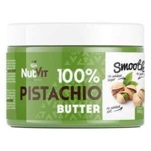 NutVit 100% PISTACHIO BUTTER 500 g Erdnussbutter