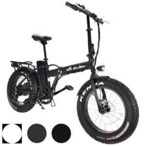 """Elektro Fahrrad Fatbike DAS.BIKE 20"""" ALU Klappbar Faltrad E-Bike Elektrofahrrad"""