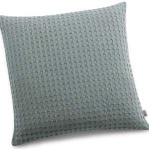 Biederlack Kissenhülle Sage Tones   Pillow green - 50 x 50