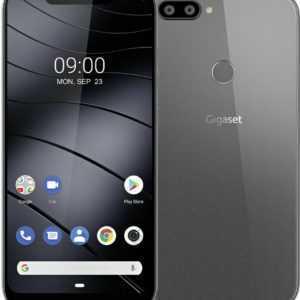 Gigaset GS195 32GB titanium grey Smartphone ohne Simlock - WIE NEU