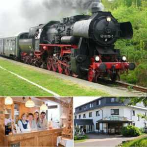 Wandern & Relaxen im Erzgebirge mit Abendmenü Kurzurlaub Kurzreise Urlaub 3 Tage