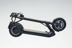 """Miniscooter E-Scooter EGRET TEN 10"""" V4 Schwarz 48V 500W Motor ABE Straßenzulass."""