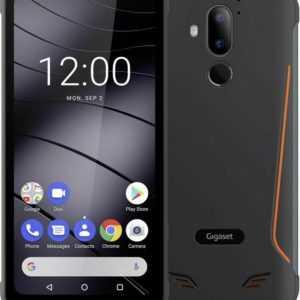"Gigaset GX290 DualSim Dark Titanium Grau 32GB LTE Android Smartphone 6,1"" 13 MPX"