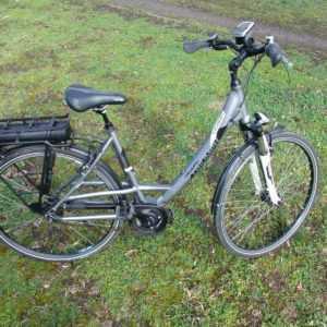 "Triumph 28"" E-Bike E:Glider 8N Bosch Motor Akku 400Wh Damenrad"