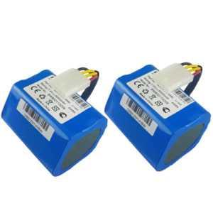 Akku geeignet für Vorwerk Kobold Saugroboter VR100(AUSTAUSCH DER AKKUS)Batterien
