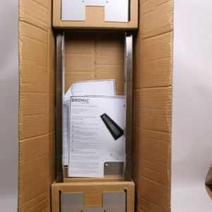 Bromic Heizungs-Deckenleuchte Einbau-Kit BH3130017 für Platinum 2300 W Neu