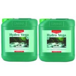 5,0L Canna Hydro Vega A & B (je 5L) Pflanzen Hydro Steinwolle Grow Hydrosystem