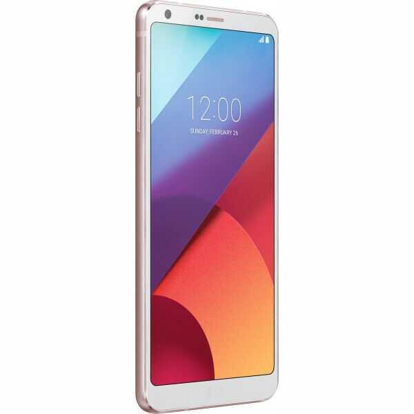 "LG G6 weiß 32GB LTE Android Smatphone ohne Simlock 5,7"" Display 16..."