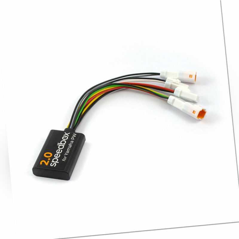 SpeedBox 2.0 für Yamaha PW | E-Bike Tuning Chip