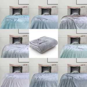 Wohndecke Fluff Tagesdecke Sofadecke Bettüberwurf Kuscheldecke