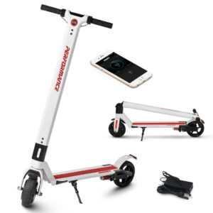 Hecht 5125 E-Scooter Elektroroller Cityroller Roller Faltbar Electro 250W LED
