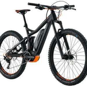 Conway E-Mountainbike WME 327 Modell 2019 Fully E-Bike Shimano Mittelmotor 10 G