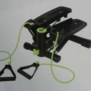 Active Touch / Swing Stepper Computer / digitaler Anzeige Fitness Heimtrainer