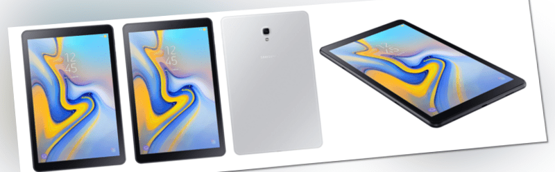 Samsung Galaxy Tab A SM-T595 10.5 LTE Tablet PC 3GB Android 8.1 DE 32GB Speicher