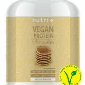 PROTEIN PANCAKES Neutral & Vanille - VEGAN - 1000g - Nutri-Plus Pancake Mix 1KG