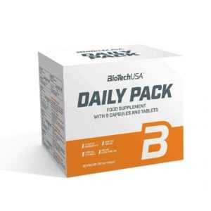 (51,12EUR/kg) Biotech USA Daily Pack 30 Packs Vitamine Mineralien