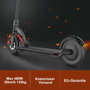 Black Friday Max 30km/h E-Scooter Elektroroller Elektrische Tretroller HOT SALES