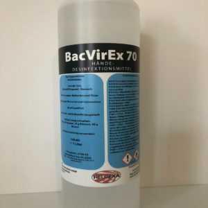 Desinfektionsmittel Händedesinfektion Desinfektion Bakterien Viren Steril 1L