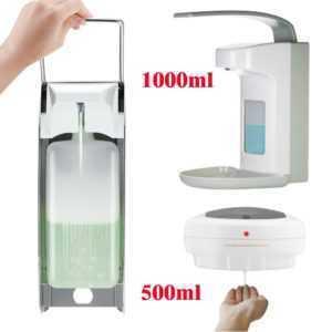 Desinfektionsmittelspender Automatik Hygiene Spender Seifenspender Wandspender