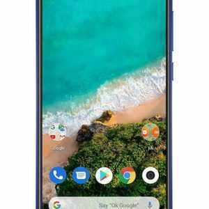 Xiaomi Mi A3 - 128GB - Just Blue Dual SIM (Unlocked) Smartphone