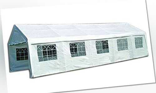 KMH® Festzelt 4x8 Bierpavillon Gartenmöbel Party stabil Camping Sonnenschutz