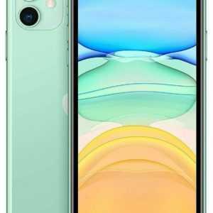Apple iPhone 11 - 64GB - Grün (Ohne Simlock) - NEU OVP