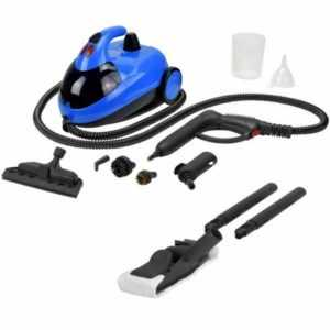 Dampfreiniger Dampfstrahler Blau Hercules 2000W Dampf Reiniger 4,5 bar Syntrox