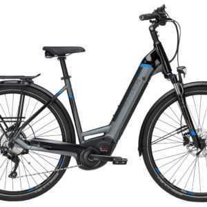 Pegasus E-Bike Premio EVO 10 500 Wh Damen grau 2019