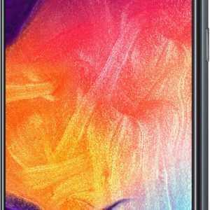 Samsung Galaxy A50 DualSim schwarz 128GB LTE Android Smartphone...