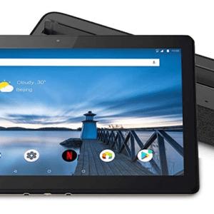 "Lenovo Smart Tab M10 10,1"" Display Amazon Alexa 32GB Wifi Android Tablet Schwarz"
