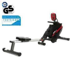 SportPlus Rudergerät Rudermaschine Ruderzugmaschine klappbar + Trainingscomputer