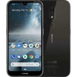 Nokia 4.2 Dual sim schwarz 16GB 2GB RAM Dual SIM...