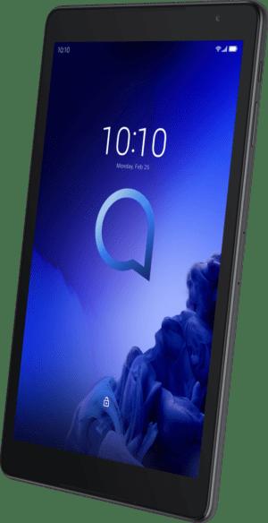 ALCATEL 3T 8088X Premium Schwarz 16GB LTE Android Tablet 10 Zoll 2 Megapixel