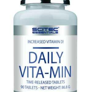 Scitec Nutrition Daily Vita-Min 90 Tabletten - essenzielle Vitamine