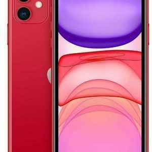 Apple iPhone 11 - 64GB - Rot (Ohne Simlock) - NEU OVP