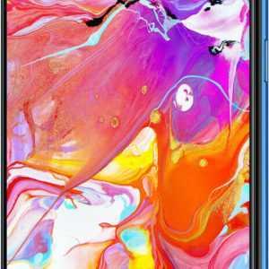 Samsung A705F Galaxy A70 DualSim blau 128GB LTE Android Smartphone...