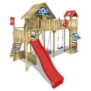 WICKEY Spielturm Stelzenhaus Smart Ranger - Baumhaus mit Rutsche