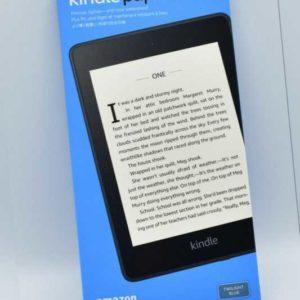 Amazon Kindle Paperwhite (10.Gen) 8GB,WLAN, mit Spezialangeboten, Dunkelblau NEU