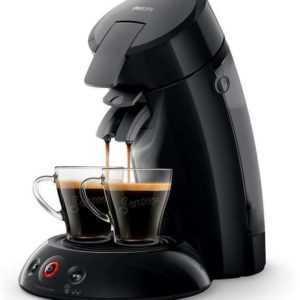 PHILIPS Original Senseo HD6554/68 Kaffeepadmaschine 1450 Watt