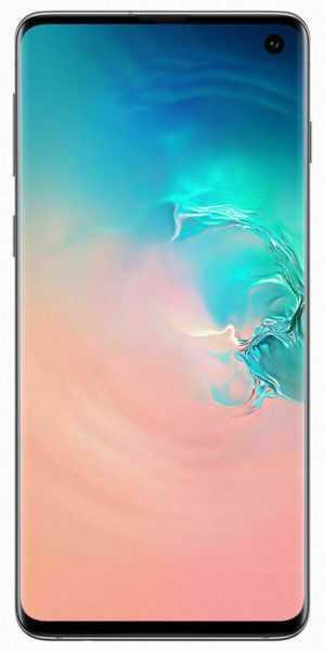 Samsung Galaxy S10 SM-G973F (Neu) - 128GB - Prism White (Dual-SIM)