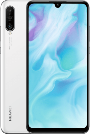 "Huawei P30 lite DualSim weiß 128GB LTE Android Smartphone 6,15"" Display 48 MPX"
